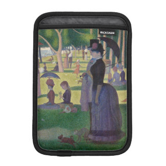 Funda Para iPad Mini GEORGE SEURAT - Un 1884 del domingo por la tarde