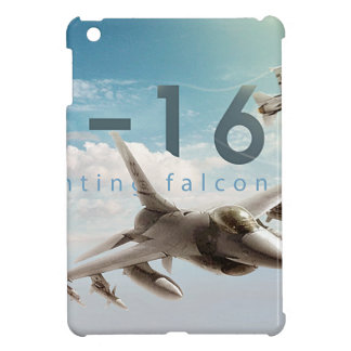 Funda Para iPad Mini Halcón que lucha F-16