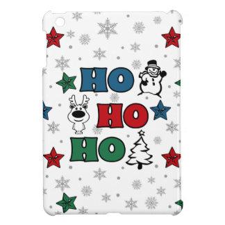 Funda Para iPad Mini Ho-Ho-Ho diseño del navidad