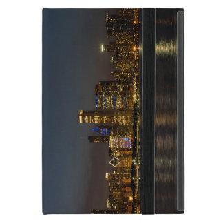 Funda Para iPad Mini Horizonte Chicago Pano de la noche
