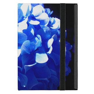 Funda Para iPad Mini Hydrangea del azul de cobalto