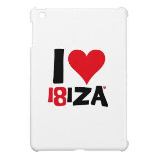 Funda Para iPad Mini I love Ibiza 18IZA Edición Especial 2018