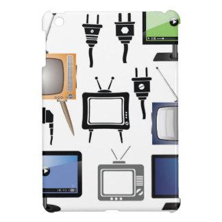 Funda Para iPad Mini iconos de la TV