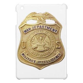 Funda Para iPad Mini Inteligencia militar