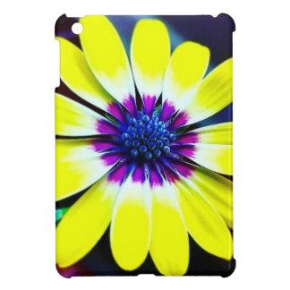 Funda Para iPad Mini La belleza de amarillo y de la púrpura
