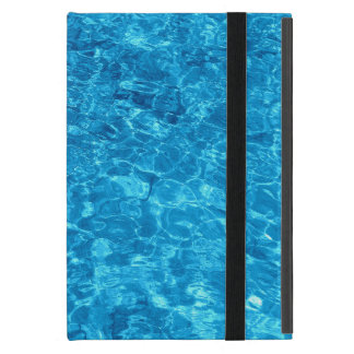 Funda Para iPad Mini La playa azul riega la mini caja del iPad sin