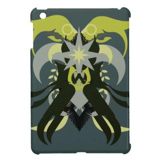Funda Para iPad Mini Loki de la abstracción siete