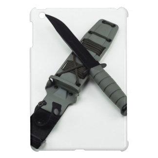 Funda Para iPad Mini los militares combaten estilo cruzado de la