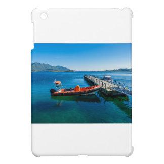 Funda Para iPad Mini Macho del aterrizaje y barco de la velocidad