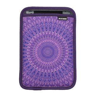 Funda Para iPad Mini Mandala púrpura