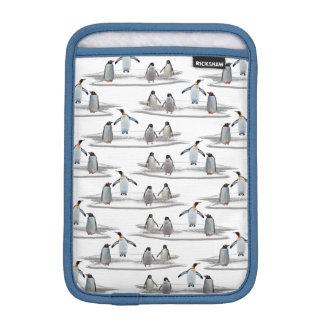 Funda Para iPad Mini Manga del iPad del fiesta del iceberg del pingüino