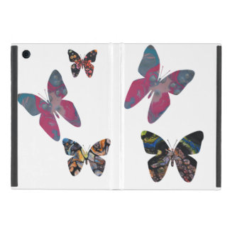 FUNDA PARA iPad MINI MARIPOSAS