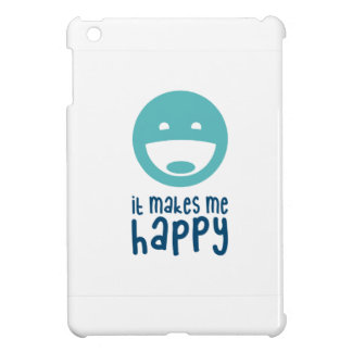 Funda Para iPad Mini Me hace feliz