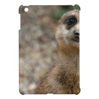 Funda Para iPad Mini Meerkat Grande-Observado lindo