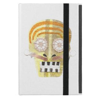 Funda Para iPad Mini Mini caja del Yo-Cojín musical del cráneo