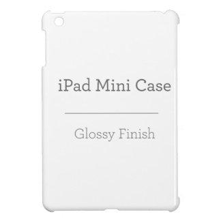 Funda Para iPad Mini Mini caso del iPad brillante de encargo