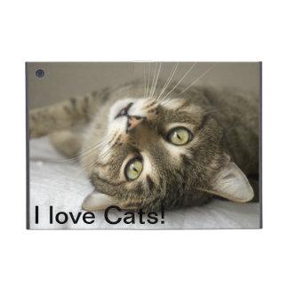 Funda Para iPad Mini ¡Mini caso del iPad - gatos del amor de I!