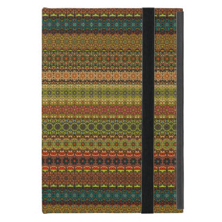 Funda Para iPad Mini Modelo azteca tribal del vintage