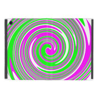 Funda Para iPad Mini Modelo colorido del remolino