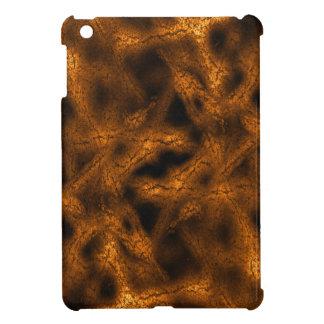 Funda Para iPad Mini Modelo de la fantasía del oro