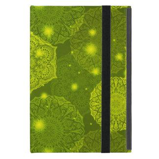 Funda Para iPad Mini Modelo de lujo floral de la mandala