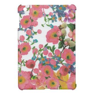 Funda Para iPad Mini modelo floral del tema de las flores elegantes del