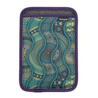Funda Para iPad Mini Modelo floral étnico abstracto colorido de la