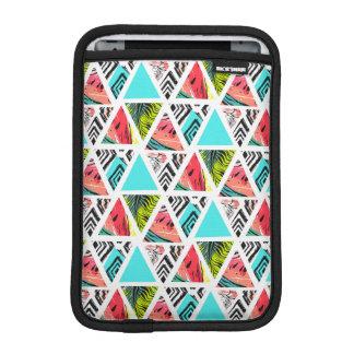 Funda Para iPad Mini Modelo tropical abstracto colorido