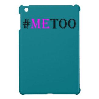 Funda Para iPad Mini Movimiento del #METOO para las derechas para mujer