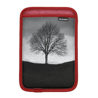 Funda Para iPad Mini Naturaleza en blanco y negro