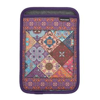 Funda Para iPad Mini Ornamento de Talavera del mosaico del vintage