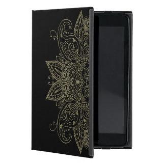 Funda Para iPad Mini Oro de Mehndi