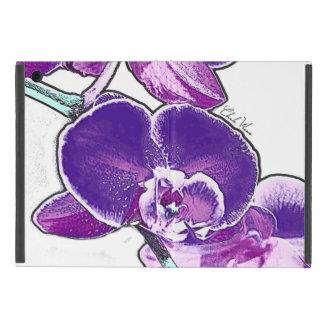 Funda Para iPad Mini Orquídeas