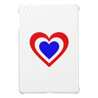Funda Para iPad Mini Países Bajos/corazones bandera-inspirados