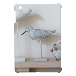 Funda Para iPad Mini Pájaros y ovejas de madera del abedul