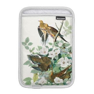 Funda Para iPad Mini Paloma de la tortuga de Carolina, pájaros de