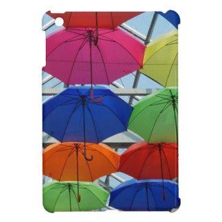 Funda Para iPad Mini paraguas colorido