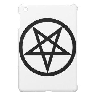 Funda Para iPad Mini Pentagram intrépido
