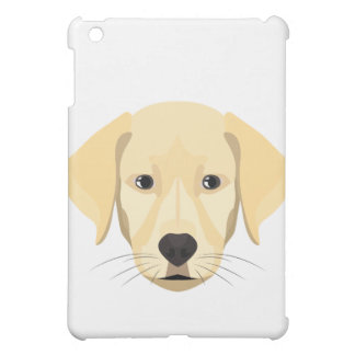 Funda Para iPad Mini Perrito Retriver de oro del ilustracion