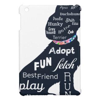 Funda Para iPad Mini Perro azul