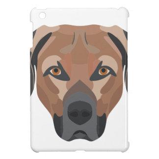 Funda Para iPad Mini Perro Brown Labrador del ilustracion