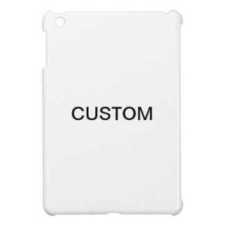 Funda Para iPad Mini Personalizar de encargo de las plantillas del