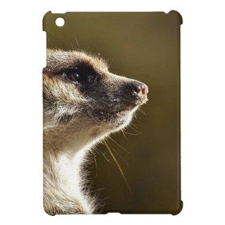 Funda Para iPad Mini Piel de Tiergarten del parque zoológico de la
