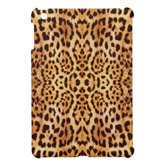Funda Para iPad Mini piel elegante del leopardo