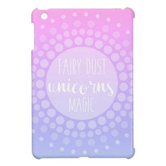 Funda Para iPad Mini Polvo de hadas, unicornios y magia
