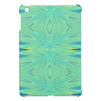 Funda Para iPad Mini Primavera bonita del pastel de la aguamarina de la
