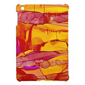 Funda Para iPad Mini Puesta del sol en el horizonte