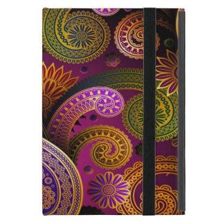 Funda Para iPad Mini Púrpura de Paisley