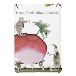 Funda Para iPad Mini Rábano grande de Yorkshire del amor