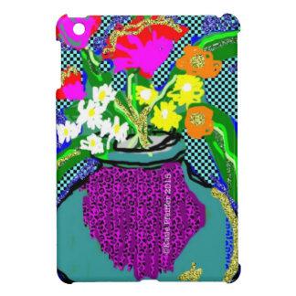 Funda Para iPad Mini Ramo de la flor de la MOD cuando Im que siente